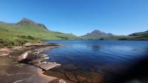 Stack Pollaidh from Loch Lurgainn