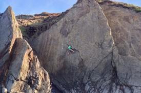 Neil J on top rope., 138 kb