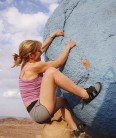 Blue Boulder