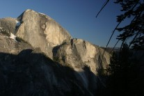 Half Dome at sunset, Yosemite