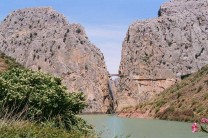 Main Gorge at El Chorro