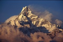 Machapuchare from Dhampus