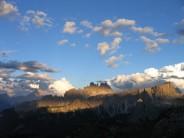 Dolomite Dusk