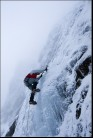 Me on some ice near no2 nevis, Photo taken by Andy lang a mate forom hwmc