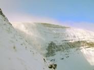 Waun Lefrith, Black Mountain