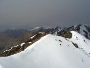 Us walking on the aonach eagach ridge