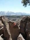 Mick Ryan on Gigantor V3, Catacombs, Eastern Sierra, California