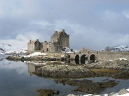 Eilean Donan Castle and Loch Duich