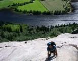A sea of granite<br>© Erik Vahtola