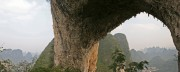 Neil Gresham on Moon Hill, China<br>© dr evil