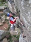Paul on Orpheus Wall