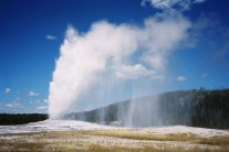 An old geyser...