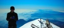 Summit of El Pico de Orizaba, Mexico