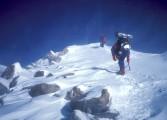 At 16,000ft on the West Buttress of Mount McKinley, Alaska<br>© DesperateDan