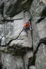 Unkonwn climber, Great Western HVS5a, Almscliff