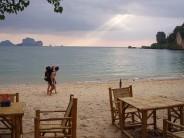 End of the day, Ton Sai