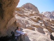 Jebal Fara, Sinai