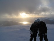 Summit of the Ben