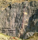 Crag X Gilwern Hill (Blaenavon).