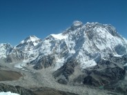 View From summit of Lobuche East