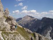 Descent from Elfspitz