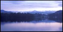 Lakes District, dusk II