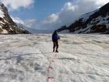 IHK on Athabasca Glacier, Rockies, Canada<br>© gb83