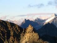 Arolla Ridge Line