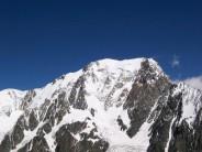 Mont Blanc from Petit Mont Blanc