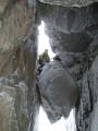 Cave pitch, Great Gully, Craig yr Ysfa<br>© Tim Sparrow