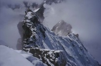 ZinalRothorn - Out of the Mist