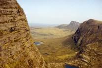 View from Ben Mor Coigach