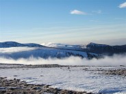 cairngorm plateau during an inversion