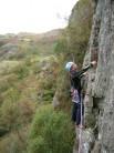 Wallowbarrow Crag, Nameless pitch 2