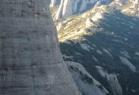 Climbers on Silvia, Gorro Frigi, Montserrat