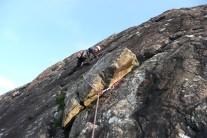 Raven Crag,  near Gairloch