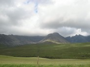 Sgurr dearg and the southern Cuillin