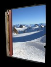 The view from the Simond hut