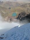 First ascent of the South Ridge of Cornice (5560m) D, Cordillera, Carabaya, Peru