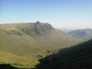 Pike O' Stickle from Rosset gill