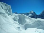 Island Peak Glacier