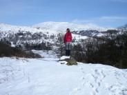 Ambleside climber on Northern Limestone