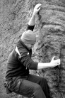 Bouldering at Widdop