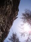 Dunkeld Upper Cave - Hamish Teddy's Excellent Adventure