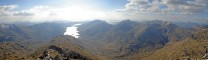 Loch Nevis and Knoydart from Sgurr na Ciche