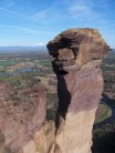 The Monkeys face, Smith Rock, Oregon