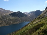Braw day in the Loch Avon Basin