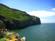 The Great Orme Sea Cliffs