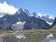 Mt Pelvoux, Ecrins