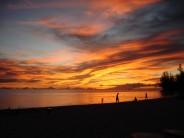 Sunset North West Koh Phangan - Thailand